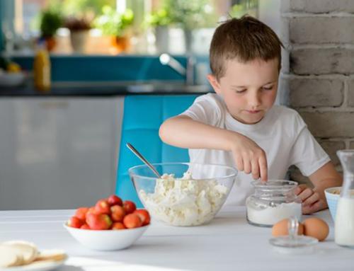 Правильное питание для вашего ребенка